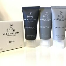4 AROMATHERAPY ASSOCIATES Body Wash Soap Shampoo Conditioner Lot Lavender Ylang