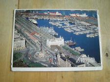 carte postale barcelona moll de la fusta