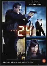 24 SEIZOEN 7 / 24 HEURES CHRONO SAISON 7 - DVD BOX SET nieuw neuf
