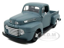 1948 FORD F-1 PICKUP GREY  1:25 DIECAST MODEL CAR BY MAISTO 31935