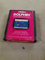 DOLPHIN by ACTIVISION for ATARI 2600 ▪︎CARTRIDGE ONLY ▪︎FREE SHIPPING ▪︎