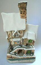 David Winter Cottages Old Joe's Beetling Shop John Hine Studios 1993