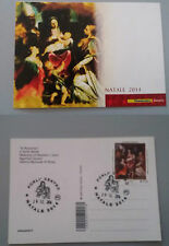 Cartolina Poste Italiane Natale 2014