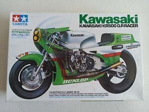 TAMIYA - 1/12 - KAWASAKI KR500 GP RACER