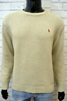 Maglione Uomo RALPH LAUREN Maglia Pullover Taglia L Sweater Man Cardigan Top