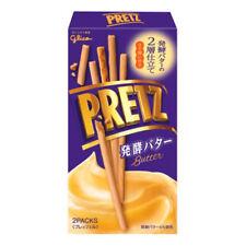 Glico Golosina cultivadas de mantequilla Pretzel palos 60g