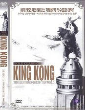 King Kong (1933) Fay Wray / Robert Armstrong Dvd New *Fast Shipping*
