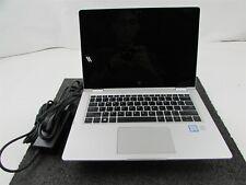 New listing Hp Elitebook X360 1030 (G2) Touchscreen I7-7600U 512Gb Ssd 16Gb Ram No O.S/Batt