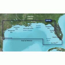 Garmin g2 Vision VUS515L - Brownsville to Key Largo, with 2016 hotspots