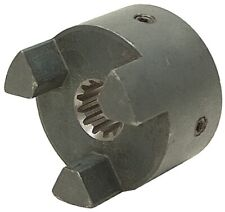 "L-110 SERIES 3/4"" 11 TOOTH SPLINE JAW COUPLING HALF 1-3423-11"