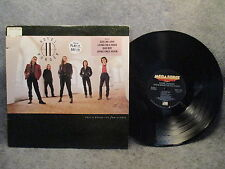 33 RPM LP Record Hotel Hunger This Is Where The Fun Starts Mega Force 81975