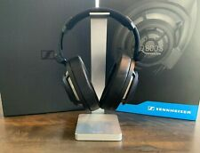 SENNHEISER HD 800 S - LIKE NEW CONDITION - WITH DEKONI ELITE SHEEPSKIN EAR PADS