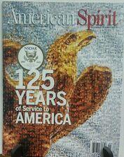American Spirit September October 2015 125 Years of Service FREE SHIPPING sb
