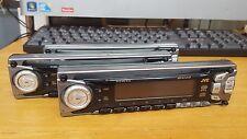 JVC KD-S731R KDS731R Panel Frontal De Seguridad cara CD off solamente, Pop FASCIA, Usado
