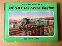 Henry the Green Engine by Rev W Awdry hardback in dustjacket 1967