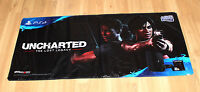 Uncharted: The Lost Legacy Rare Game Store Vinyl Banner Poster Playstation 4