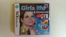 Jeu Nintendo ds girls life