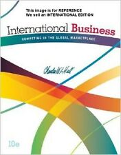 International Business: Competing in the Global Marketplace(Int Ed Paperback)10E