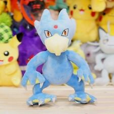 Authentic Tomy Golduck Pokemon Center Plush Toy Doll NEW