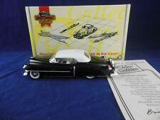 Matchbox Collectibles DYG13-M 1953 Cadillac Eldorado Sports Convertible in Black