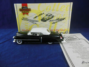 Matchbox Collectibles DYG13-M 1953 Cadillac Eldorado Sports Convertible in Black