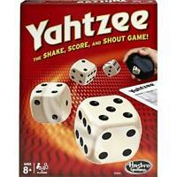 Yahtzee™ Yahtzee Dice Game By Hasbro, New Complete Set Family Fun
