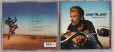 CD ALBUM JOHNNY HALLYDAY-CA NE FINIRA JAMAIS-2008