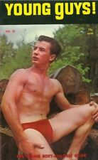 Young Guys No.27 Oct 1969 Tomorrow's Man Vintage Male Beefcake Magazine, Rare