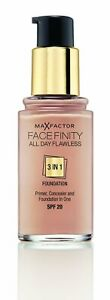 Max Factor FaceFinity All Day Flawless 3-In-1 Foundation - 75 Golden