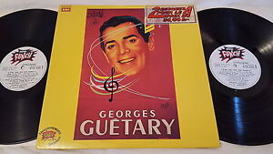 GEORGES GUETARY - s/t 1975 FRANCE 2LP Compilation POP BALLADS ex/nm-