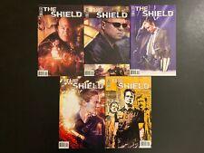 The Shield 1-5 High Grade IDW Lot Set Run CL56-11