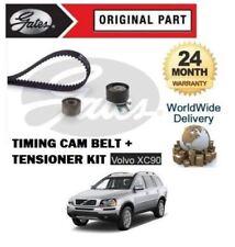 FOR VOLVO XC90 T6 2.9 24V 2002-2005 TIMING CAM BELT + TENSIONER + IDLER KIT SET