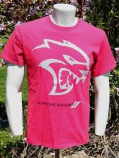 DODGE/MOPAR HELLCAT LOGO Men's T-Shirt SIze M EXC Cd