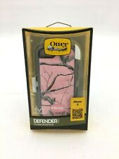 Otter Box Case for iPhone 5 I Defender Series I Pink Camo (IJ21)