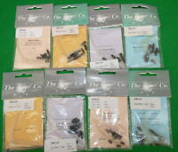 8 Packets The Fly Company tubes inc Micro, Morrum, Deep and Low Water