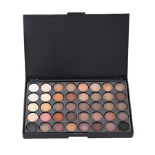 Cosmetic Matte Eyeshadow Cream Eye Shadow Makeup Palette Shimmer Set 40 Color AS