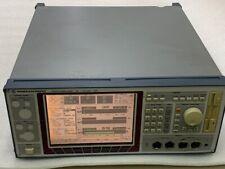 Rohde Amp Schwarz Audio Analyzer Dc110khz Upl Used