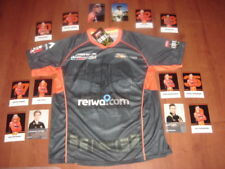 Perth Scorchers 'Batman' Jersey signed by 2017-18 Squad and Adam Gilchrist