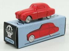 Officina 942 Models Fiat 1100S Mille Miglia Red - 1:76