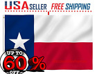 TEXAS STATE 3X5 FT FLAG MADE IN US LONE STAR PREMIUM QUALITY TEXAS FAST SHIPPING