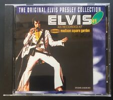 The Original Elvis Presley Collection # 41 Madison Square Garden - Near Mint CD