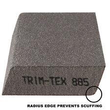 100-Pack Dual Angle Anti-Scuff Drywall Sanding Sponge – Med/Fine Trim-Tex 885