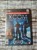 PC Game XCOM: Enemy Unknown - The Complete Edition (Sealed)