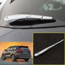 For Kia sorento 2016-2020 ABS chrome Rear Window rain Wiper Cover Trim 4pcs