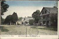 Hancock NH Main St. East c1915 Postcard