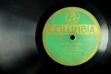 Wykonat J. Kreselski -Green Columbia Polish 78 RPM - Marsz Wilenski  A5