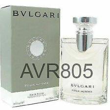 Bvlgari Bulgari Pour Homme 100ml EDT Spray Men Tester