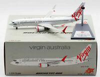 J-Fox Models 1:200 Virgin Australia Boeing B737-800S 'Cactus Beach' VH-YIR
