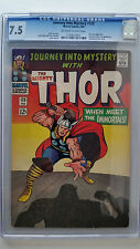Journey Into Mystery #125 CGC 7.5 VF-