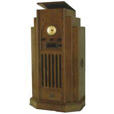 Mueble de madera 9778 con radio cassette y CD